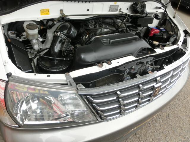 グランドハイエース中古 V6エンジン