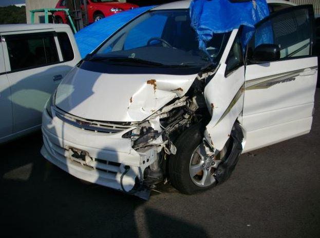 エスティマアエラス事故