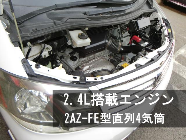 アルファード2.4L  燃費