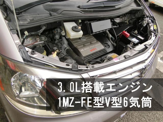 アルファード3.0L 燃費