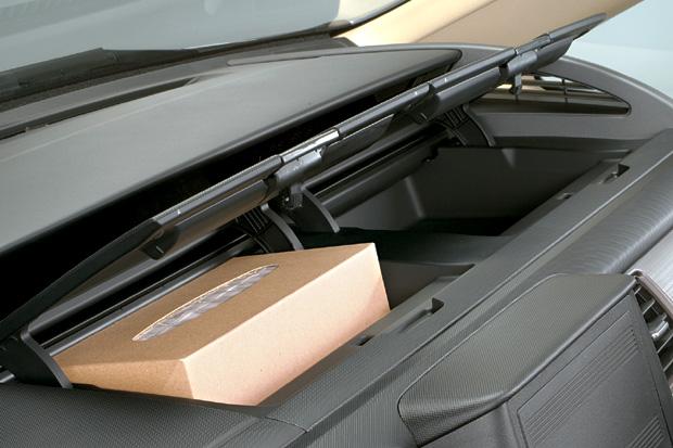 ステップワゴンRG リッド付きインパネアッパーボックス