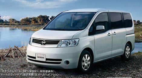 日産セレナC25 中古車