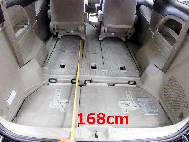 50系の荷室スペース