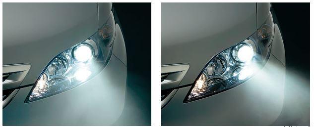 エリシオンVX AFS付きヘッドライト