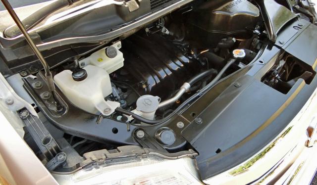 セレナC26 エンジン
