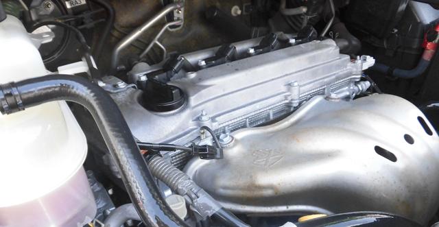 エスティマ50系 2AZエンジン