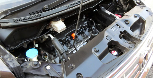 i-vtec エンジン