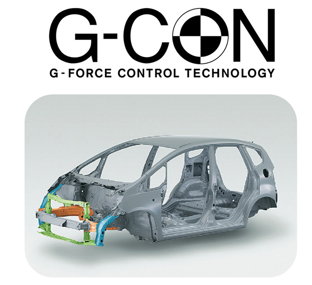 フリード G-CON